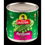 Горошек зеленый ДЯДЯ ВАНЯ, 400 г