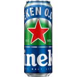 Пиво HEINEKEN железная банка 0,45 л