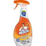 Чистящее средство для кухни MR. MUSCLE Энергия цитруса, 450 мл