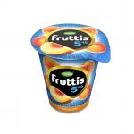 Продукт йогуртный FRUTTIS сливочное лакомство персик 5%, 320 г