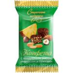 Конфеты СТОЛИЧНЫЕ ШТУЧКИ с воздушным рисом, ананасом и орехами 2000 г