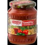 Томаты в томатном соке ЕКО, 680 г