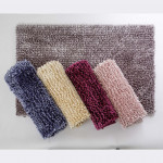 Коврик TARRINGTON HOUSE Chenille Shiny, 50х80 см