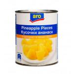 ARO Кусочки ананасов 3100 мл