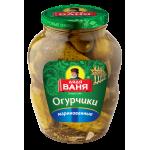 Огурчики маринованные ДЯДЯ ВАНЯ, 1,8 кг
