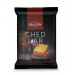 Сыр CHEESE GALERY чеддер красный 45%, 250г