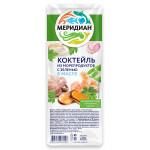 Коктейль из морепродуктов МЕРИДИАН в масле с зеленью, 400г