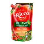 Кетчуп MR.RICCO Острый дой пак, 350 г