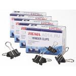 Зажим для бумаги SIGMA, 19 мм, 12 шт.