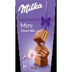 Бисквит Mini Choco Bite в молочном шоколаде MILKA, 117 г