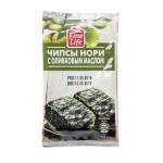 Чипсы нори FINE LIFE С оливковым маслом, 4,5 г