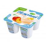 Йогурт НЕЖНЫЙ Персик 1,2%, 100г