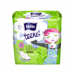 Прокладки BELLA for Teens Relax, 10 шт.
