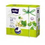 Ежедневные прокладки BELLA panty soft deo, 50+10 шт
