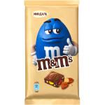 Шоколад M AND Ms Миндаль, 122 г