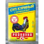 Суп PODRAVKA Куриный с вермишелью, 62 г