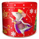 Чай NADIN Мышиный король черный с ароматом мандарина ж/б, 50 г