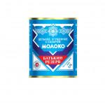 Молоко сгущенное БАТЬКИН РЕЗЕРВ цельное с сахаром без заменителя молочных жиров, 380 г