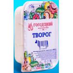 Творог ГОРОДЕЦКОЕ МОЛОКО 9% без заменителя молочных жиров, 400 г