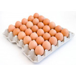 Яйцо куриное ВОЛЖАНИН С1, 360 шт