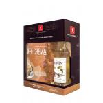 Кофе в зернах JULIUS MEINL Caffe Crema Premium Collection c сиропом в подарок, 1250 г
