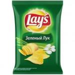 Чипсы LAYS Зеленый лук, 50 г