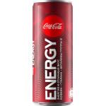 Энергетический напиток COCA-COLA Energy в железной банке, 0,25 л