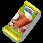 Мороженое пломбир АЙСБЕРРИ Вологодский вафельный стаканчик, 100г