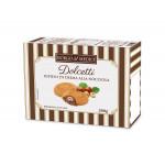 Печенье BORGO DE MEDICI с ореховым кремом, 230 г