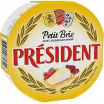 Сыр мягкий Brie PRESIDENT, 125 г