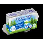 Масло сливочное ТЫСЯЧА ОЗЕР 82,5% без заменителя молочных жиров, 400 г