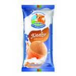 Мороженое пломбир КОРОВКА ИЗ КОРЕНОВКИ крем-брюле вафельный стаканчик, 100г