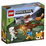 Конструктор LEGO Приключения в тайге 21162