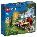 Конструктор LEGO Лесные пожарные 60247