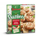 Пицца BUITONI PICCOJINIS Prosciutto Ветчинная, 270г