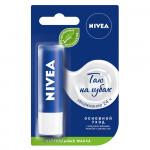Бальзам для губ Базовый уход NIVEA