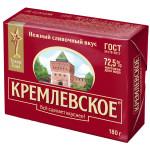 Спред КРЕМЛЕВСКОЕ нежный вкус сливок 72,5 %, 180 г