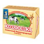 Маргарин сливочный ХОЗЯЮШКА Нижегородский со сливочным маслом, 200 г