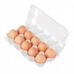 Яйцо КРАСНОГОРКА куриное 1 категория, 10 шт