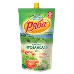 Майонез РЯБА Провансаль 67%, 400 г