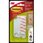 Крючок COMMAND для рамок с веревочными петлями, 1 шт