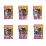 Кукла 1TOY Boxy Girls мини, 8см