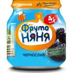 Пюре ФРУТОНЯНЯ из чернослива, 100 г