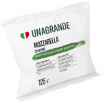 Сыр UNAGRANDE Моцарелла маленькие шарики, 125 г