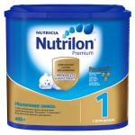 Молочная смесь  NUTRILON Premium 1, с рождения, 400 г
