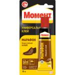 Клей обувной МОМЕНТ Марафон, блистер, 30мл