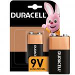 Батарейка DURACELL 9V, 1шт
