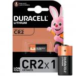 Батарейка DURACELL CR2, 1 шт