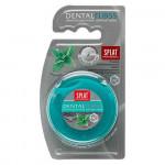 Зубная нить SPLAT DentalFloss Антибактериальная, с волокнами серебра, мягкая, 30 м