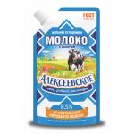 Сгущенное молоко АЛЕКСЕЕВСКОЕ ГОСТ 8,7%, 270 г
